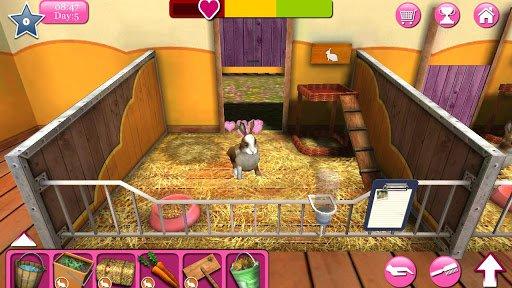 Скачать PetWorld 3D: Приют для зверей для Андроид