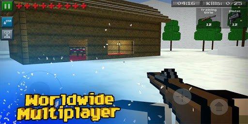 Скачать Pixel Strike 3D для Андроид