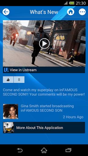 Скачать PlayStation App для Андроид