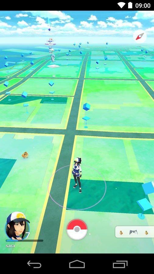 Скачать Pokemon Go для Андроид