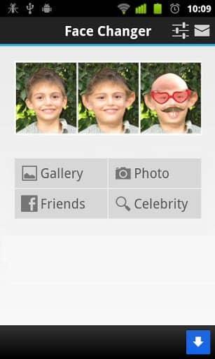 Скачать Поменяй лицо — Face Changer для Андроид