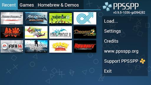 Скачать PPSSPP — PSP emulator для Андроид