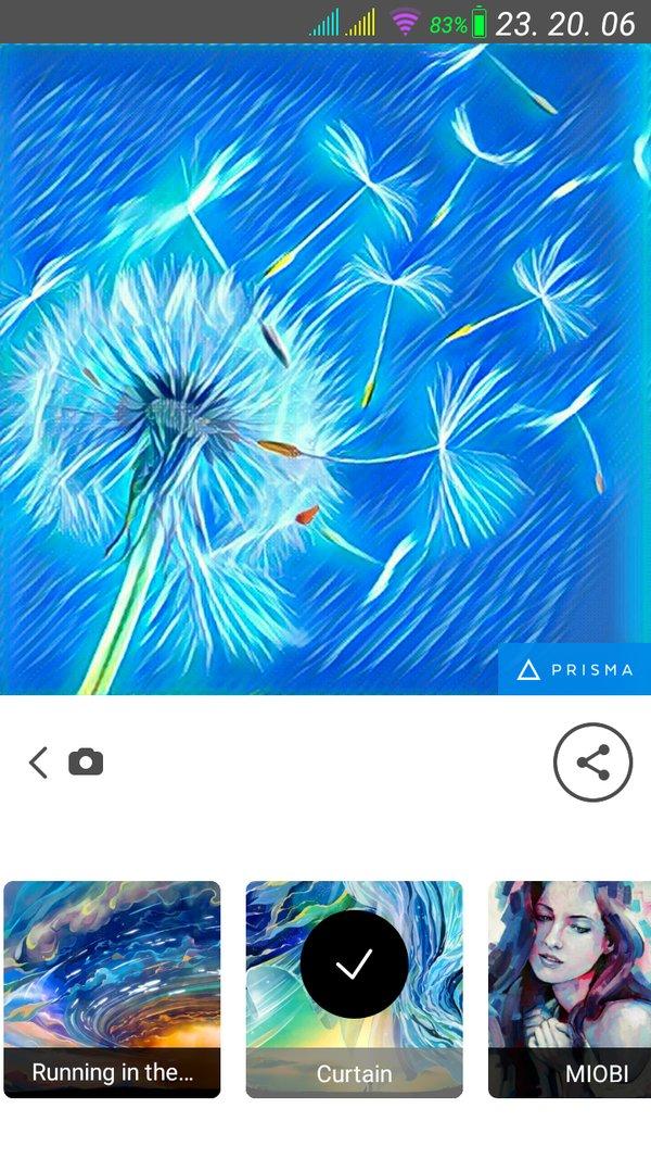 Скачать Prisma для Андроид