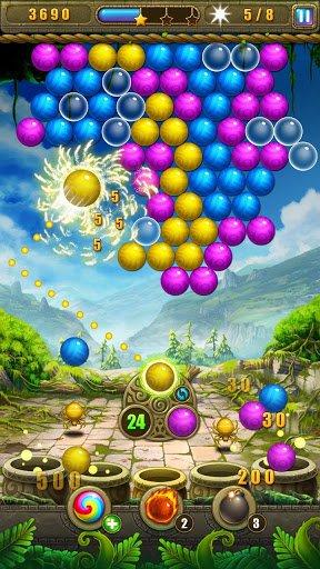 Скачать Пузырь поиски для Андроид