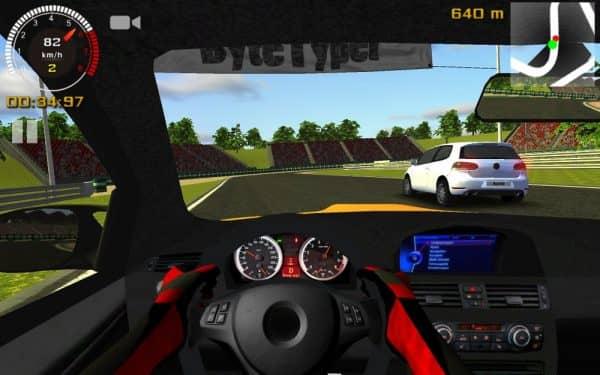 Скачать Racing Simulator для Андроид