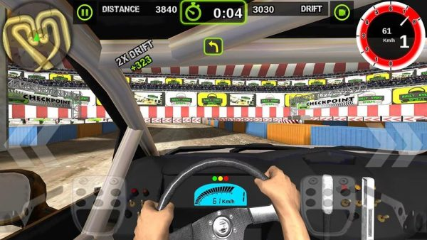 Скачать Rally Racer Dirt для Андроид