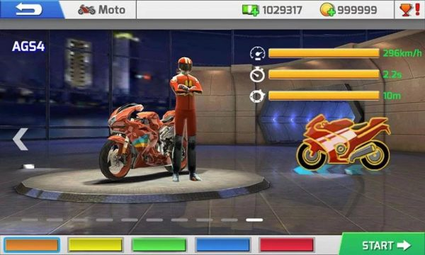 Скачать Real Bike Racing для Андроид