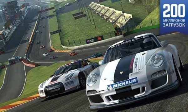 Скачать Real Racing 3 для Андроид