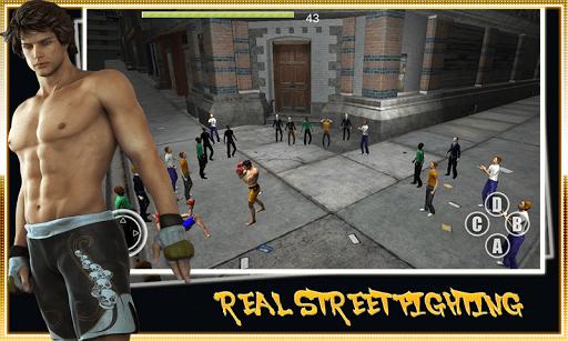 Скачать Real Street Fighting для Андроид