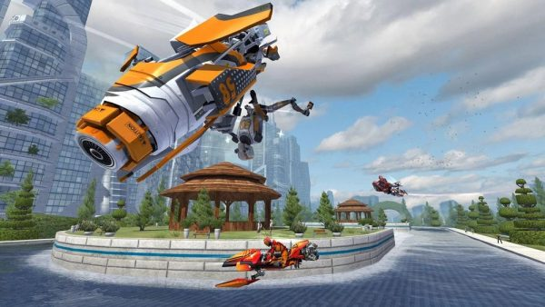 Скачать Riptide GP: Renegade для Андроид