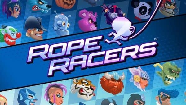 Скачать Rope Racers для Андроид