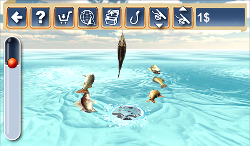 Скачать Рыбалка зимняя. Озёра. для Андроид
