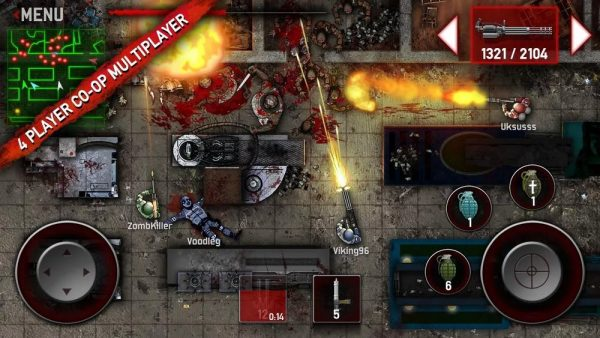 Скачать SAS: Zombie Assault 3 для Андроид