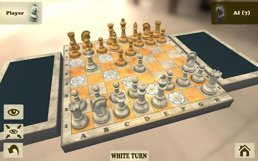 Шахматы: 3D Фьюжин для Андроид