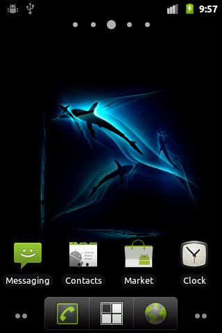 Скачать Shark 3D Live Wallpaper для Андроид