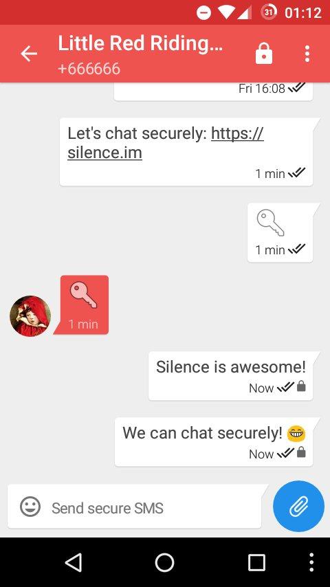 Silence для Андроид