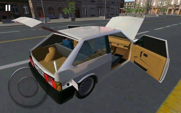 Симулятор Автомобиля для Андроид