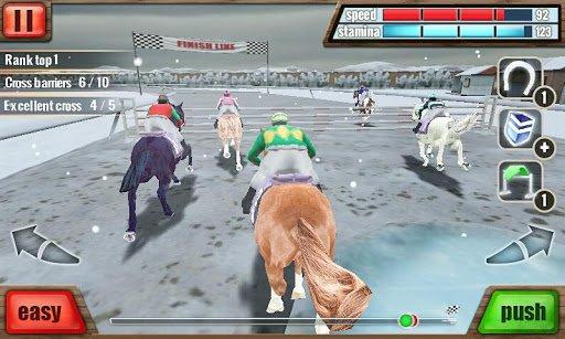 Скачать Скачки 3D — Horse Racing для Андроид