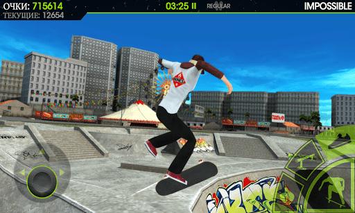 Скачать Skateboard Party 2 Lite для Андроид