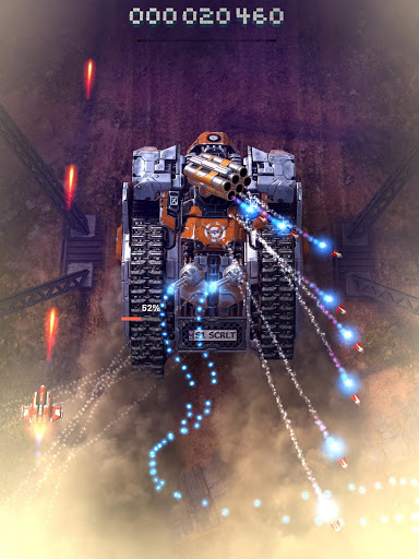 Скачать Sky Force Reloaded для Андроид
