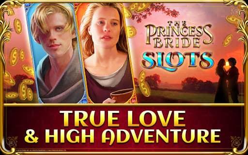 Скачать Слот-машина Принцесса-невеста для Андроид