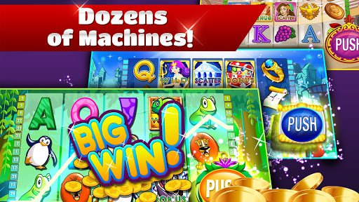 Скачать Slots Vacation — FREE Slots для Андроид