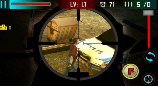 Скачать Снайпер Shoot War 3D для Андроид