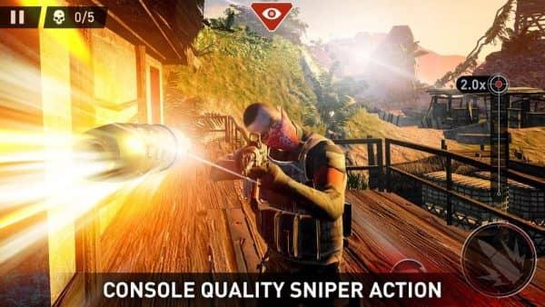 Скачать Sniper: Ghost Warrior для Андроид