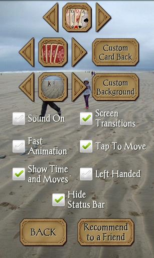 Скачать Solitaire Free для Андроид