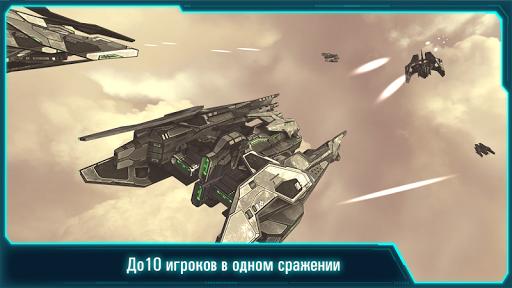 Скачать Space Jet — Онлайн игра для Андроид