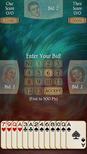 Скачать Spades Free для Андроид