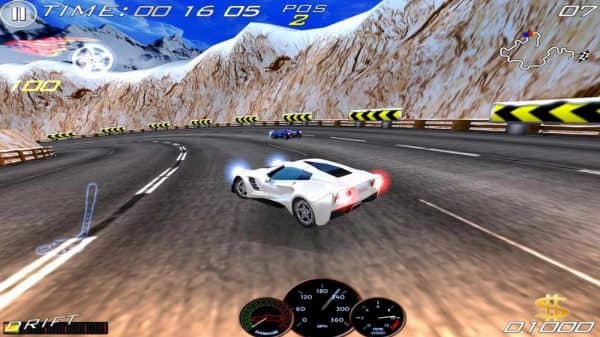 Скачать Speed Racing Ultimate 3 для Андроид