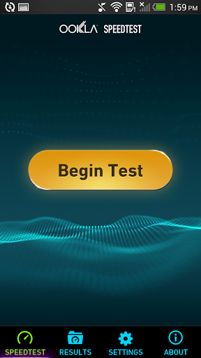 Скачать Speedtest.net для Андроид