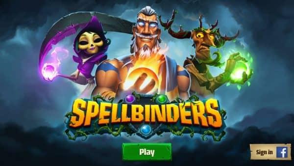 Скачать Spellbinders для Андроид