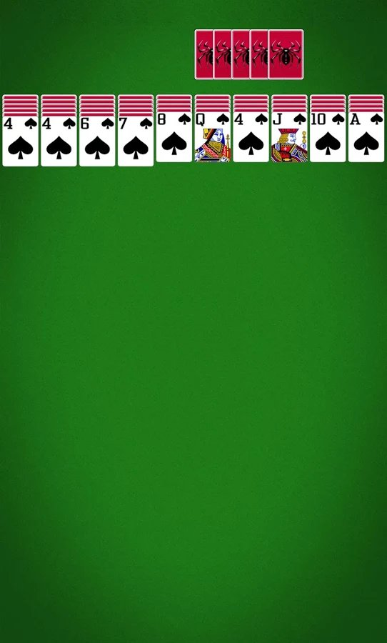 Скачать Spider Solitaire для Андроид