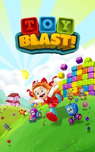 Скачать Стань частью веселого мира ЭМИ / Toy Blast для Андроид
