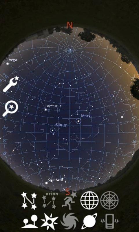 Скачать Stellarium для Андроид