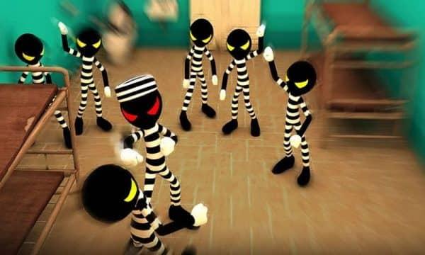 Скачать Stickman Escape Story 3D для Андроид
