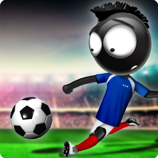 Скачать Stickman Football для Андроид