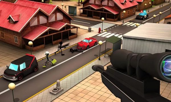 Stickman Sniper Squad 2017 для Андроид