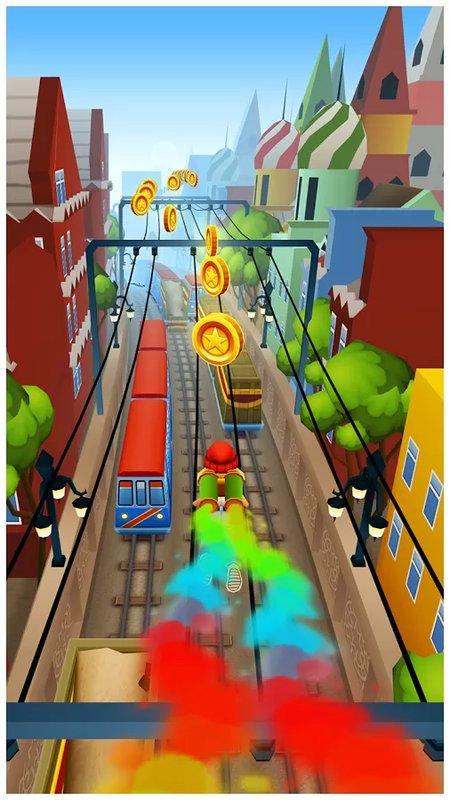 Скачать Subway Surfers для Андроид