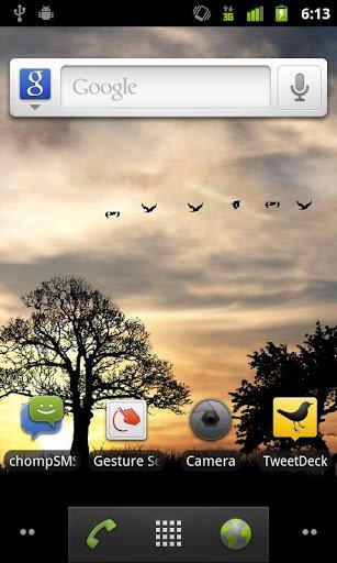 Скачать Sun Rise Free Live Wallpaper для Андроид