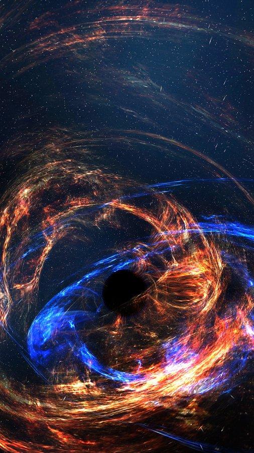 Скачать Supermassive Black Hole для Андроид