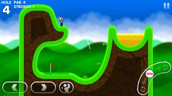 Скачать Super Stickman Golf 3 для Андроид