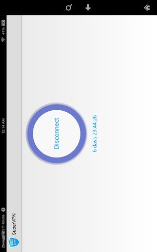 SuperVPN Free VPN Client для Андроид