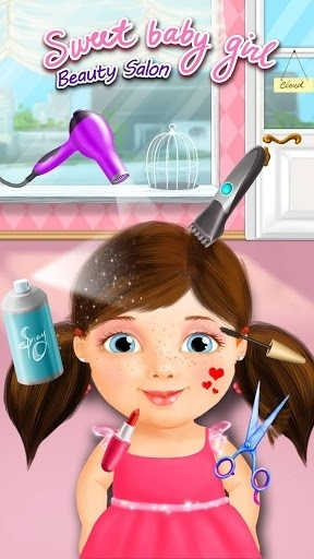 Скачать Sweet Baby Girl Beauty Salon для Андроид