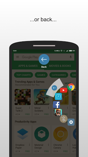 Скачать Swiftly Switch для Андроид