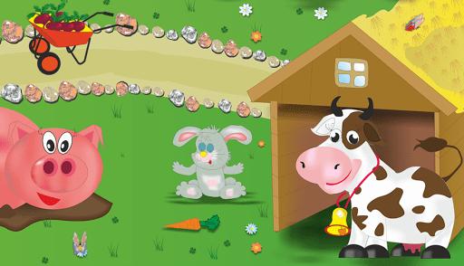 Скачать Сытая Ферма (для детей) для Андроид
