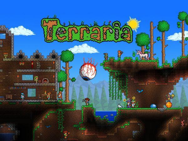 Скачать Terraria для Андроид