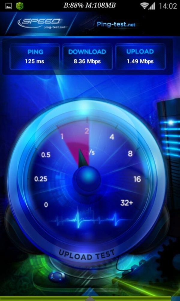 Скачать Тест скорости интернета для Андроид